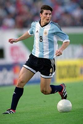 Javier Zanetti, Argentina (1994–2011, 145 caps, 5 goals)
