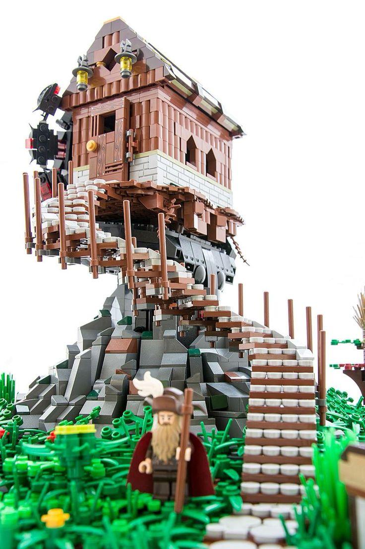 Real Life Lego House 1199 Best Lego Images On Pinterest Lego Architecture Lego House