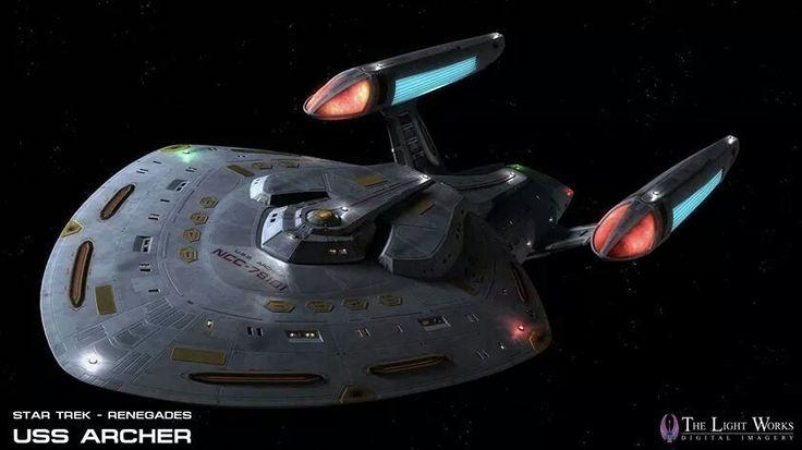 Starfleet ships : Photo