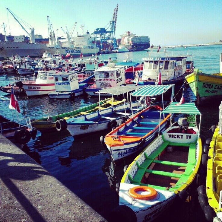 Valparaíso Harbour