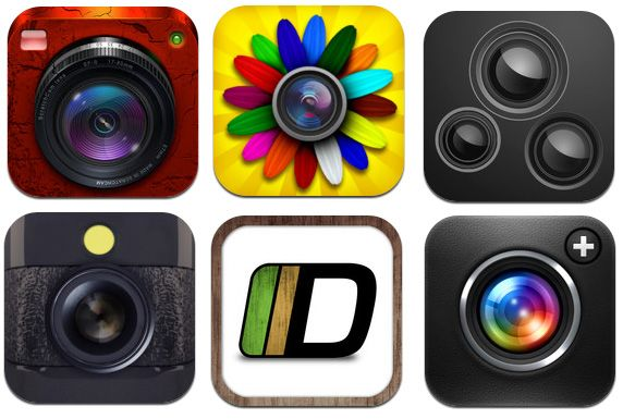 Iphone apps for 365 project