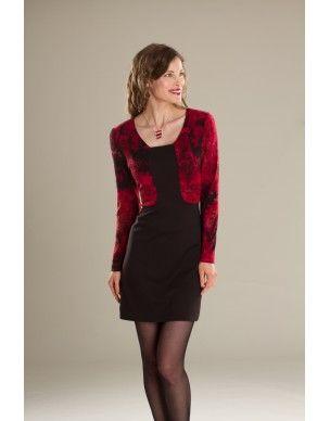 Robe/Dress Spicy Punch - KARKASS fashion designer. Mode québécoise / Made in Quebec