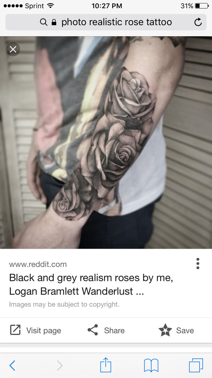 Clock forearm black rose sleeve tattoo - Here Are This Week S Best Tattoo Ideas That Striked Us A Geometric Wolf I Got Today Done By Jaya At Wolf And Wren Adelaide Australia Black And Grey