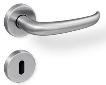 Rosettengarnitur Drückergarnitur Föhr wahlweise BB, PZ, WC oder Garnitur Knopf/Drücker PZ