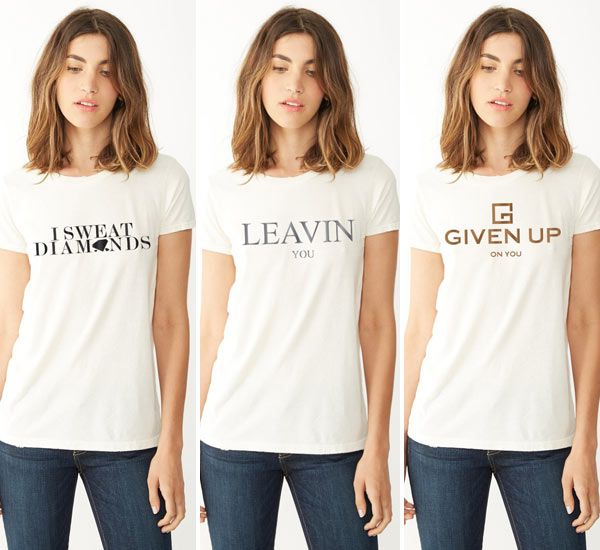Brittny Gastineau%u2019s New T-Shirt Line: Check Out The Affordable�Collection