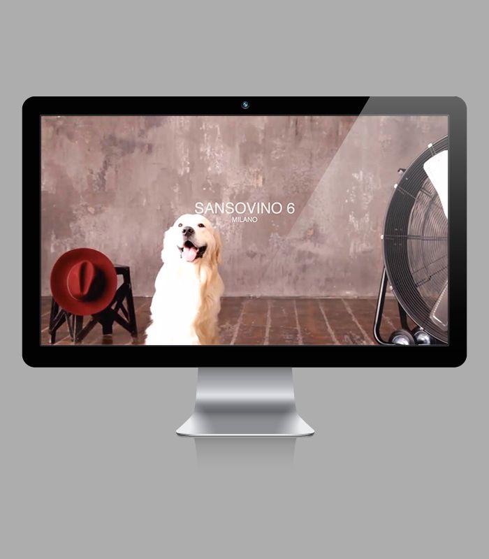 SANSOVINO 6 / Web Design 2014 DESIGN BY HOUKART www.houkart.com #Design #Houkart #Web #SANSOVINO6 #Milan #THESITUATION