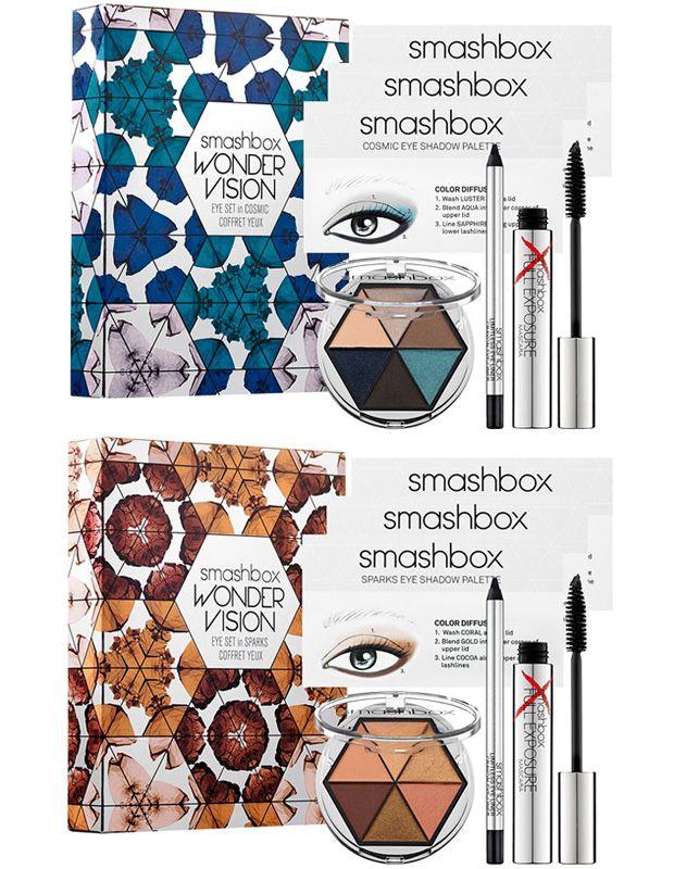 Smashbox Wonder Vision Natale 2013, scegli il regalo di #Natale perfetto>> http://www.youglamour.it/smashbox-vonder-vision-natale-2013/