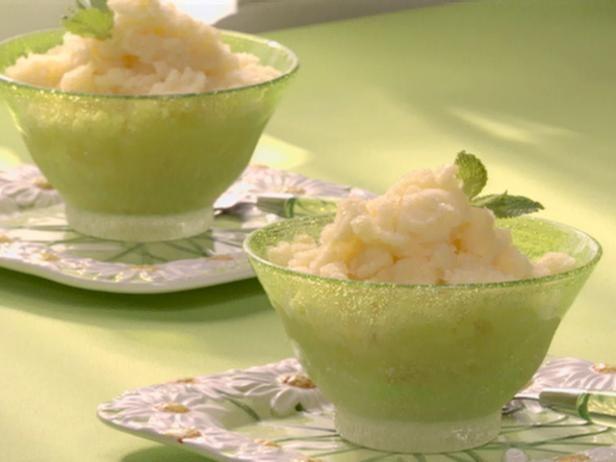 Get Tropical Granita Recipe from Food Network