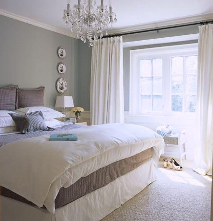 Bedroom Walls Ideas, Bedroom Wall Paint Color Ideas Gray2 763