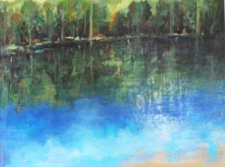 Water Scenes | Paul Chester - Landscape Paintings