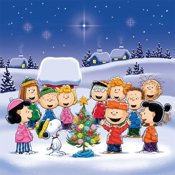 Christmas isn't Christmas without the Peanuts