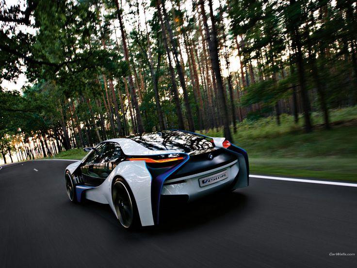BMW EfficientDynamics Car Pictures
