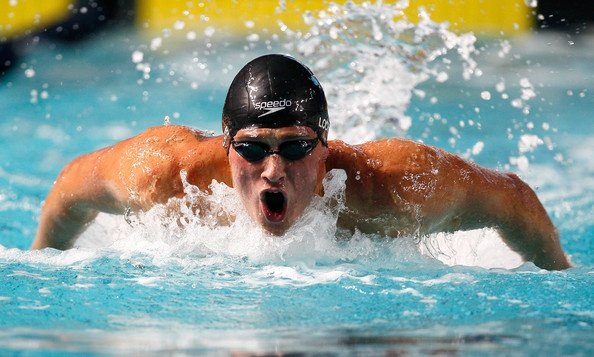 Ryan Lochte  - Duel in the Pool 2011  400m IM - Butterfly