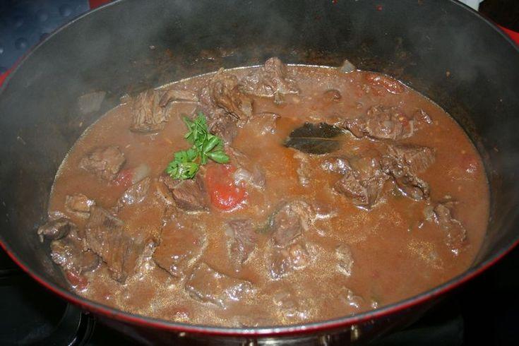 de la daube provençale - La recette authentique