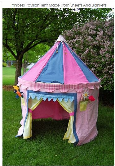 Kid Tents To Put Over A Kitchen Table