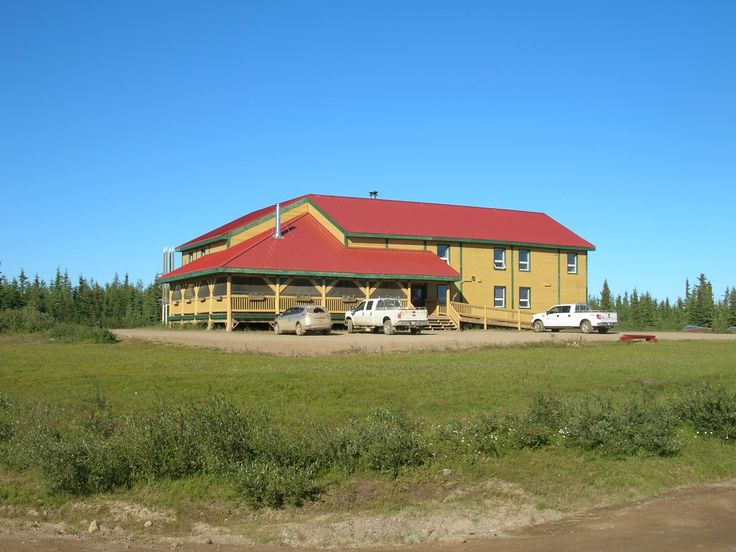 Grey Goose Lodge Deline Northwest Territories