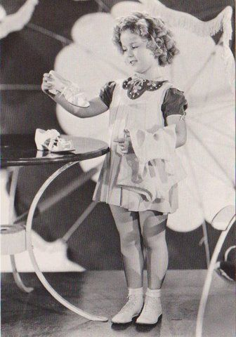 Cyndi Deimler uploaded this image to 'Shirley Temple Cards/1980s-90s Classico-Ludlow Shirley Temple Postcards'. See the album on Photobucket.