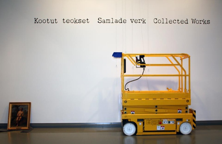 Collected Works under construction