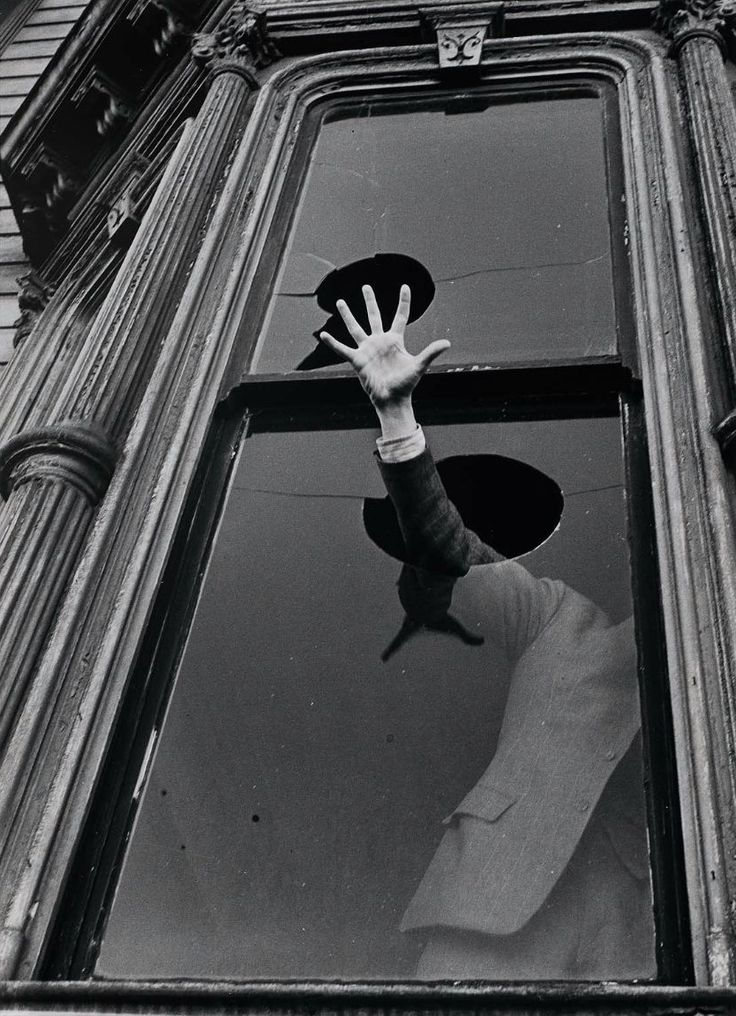 John Gutmann - The Cry 1939