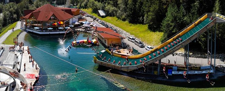 AREA 47: Das neue Highlight am Eingang des Ötztals - Tirol - Österreich