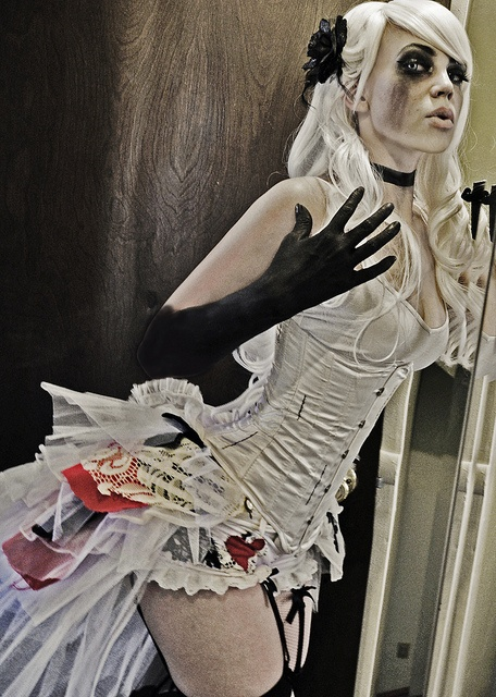 26 Best Images About Emilie Autumn Inspired On Pinterest   The Asylum Ea And Corsets