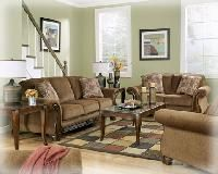 Ashley Furniture Montgomery Mocha collection. Just the sofa and love seat