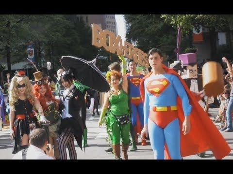 Bleeding Cool - DragonCon Parade 2012 (FULL)