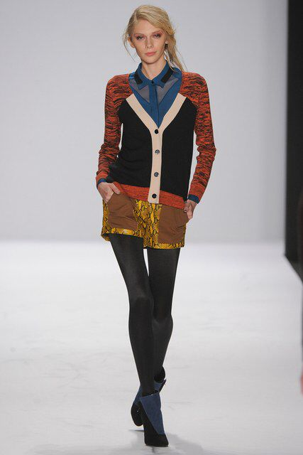 Rebecca Minkoff   Fall 2012 Ready-to-Wear Collection   Vogue Runway