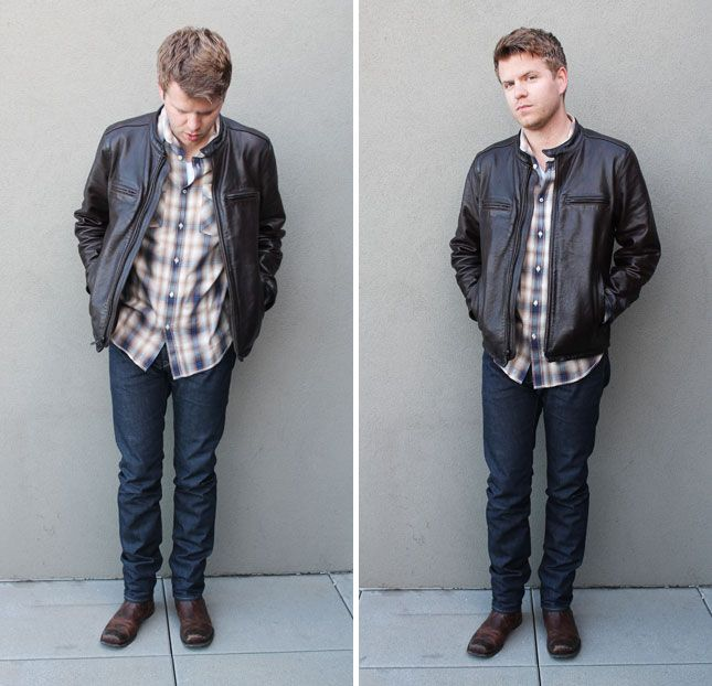 Men's Style Guide: 10 Rules for Rocking Jeans | Brit + Co.