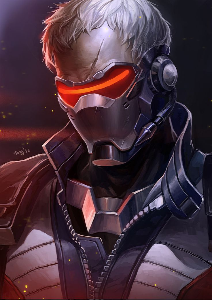 Soldier76-ver.2 by Tanuki-Tony
