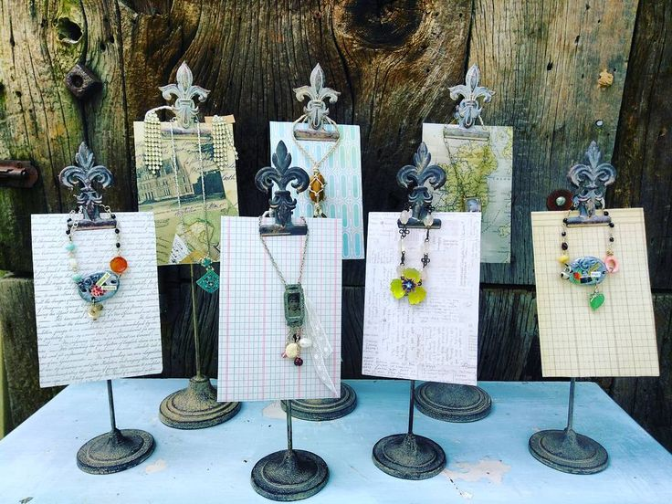 Jewelry Display Ideas For Craft Shows Crafting