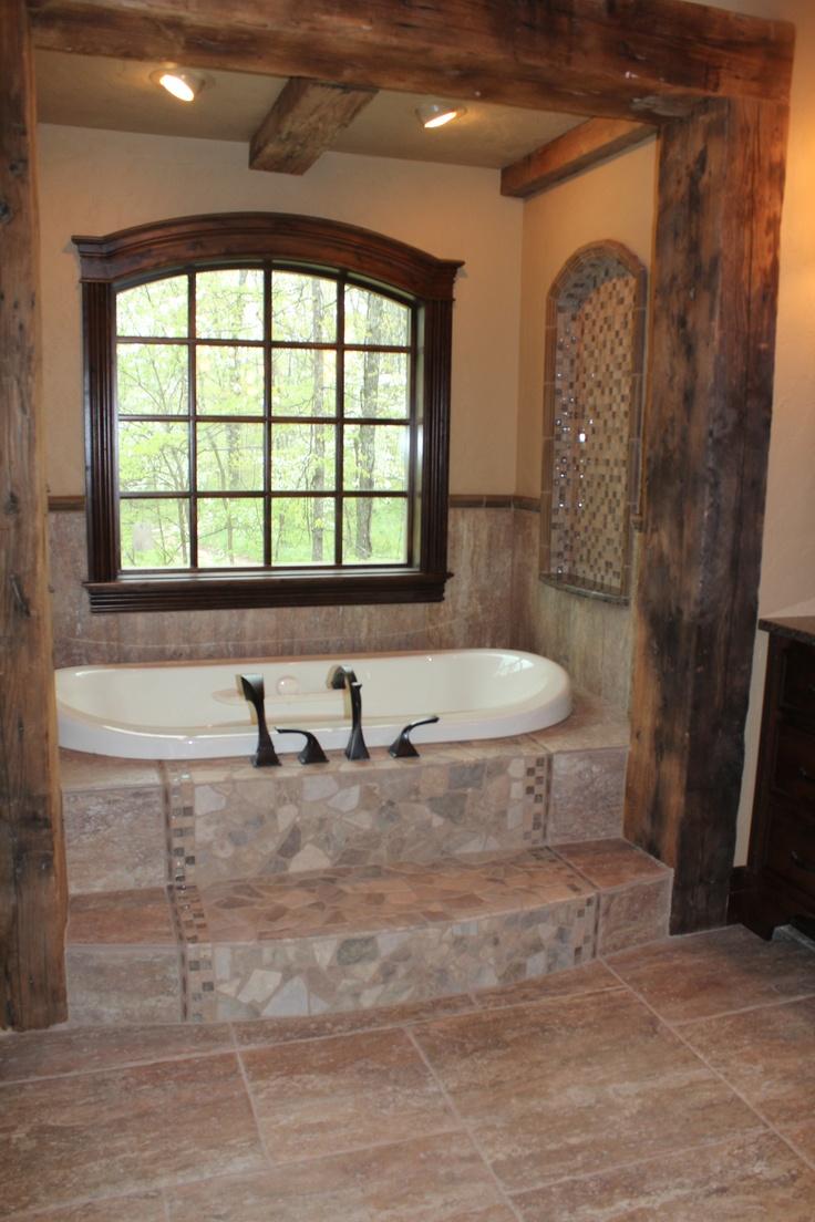 11 best master bathrooms dpc custom homes images on for Custom master bath