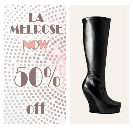 Bezobcasowe kozaki LS MELROSE - ostatnie pary - teraz 50% off. http://www.raspberryheels.com/shop/produkt,pl,women,the-la-melrose-%5Bblack%5D.html
