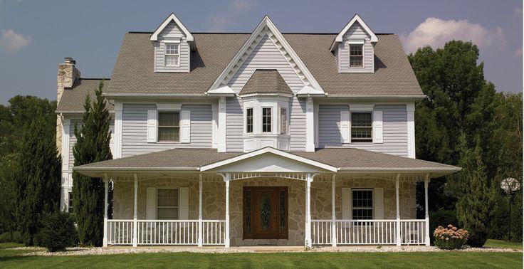 1000 images about outside paint colours on pinterest exterior colors paint colors and house - Light gray exterior paint colors image ...