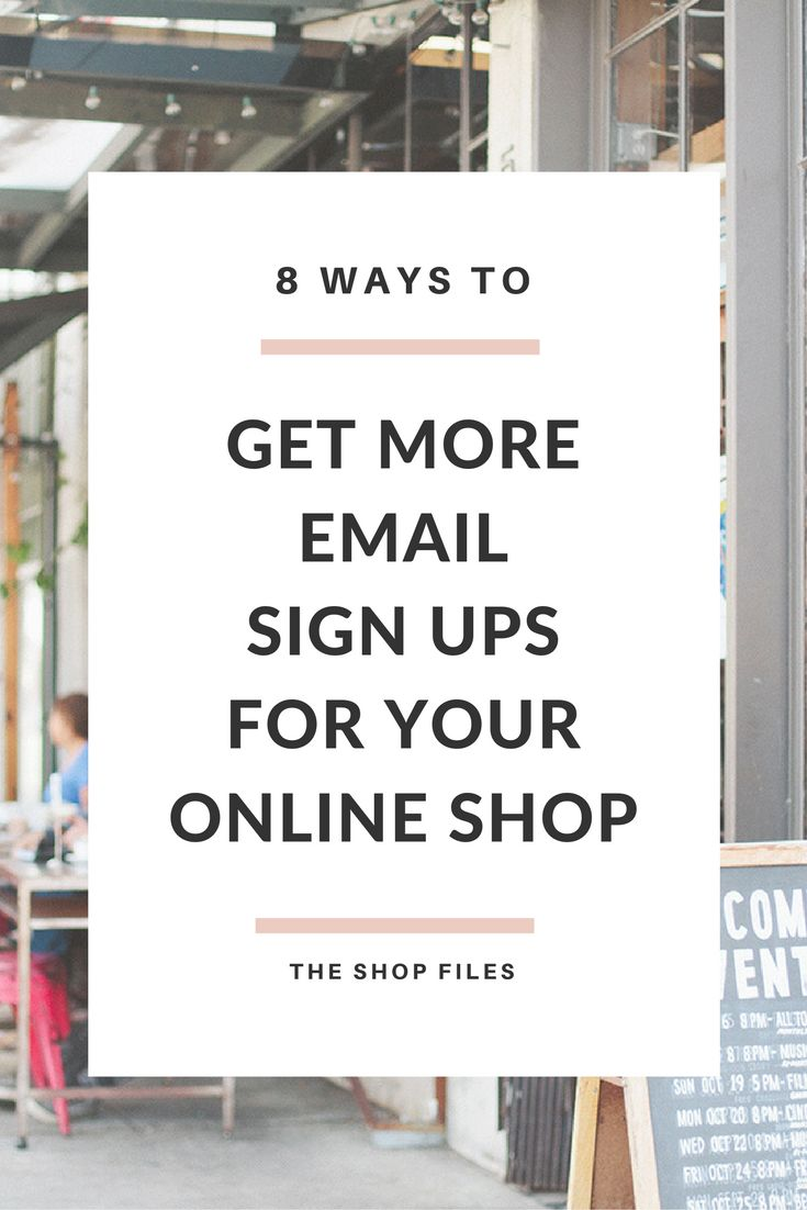 How to get more email sign ups with opt in offers / email marketing strategy / how to grow your newsletter