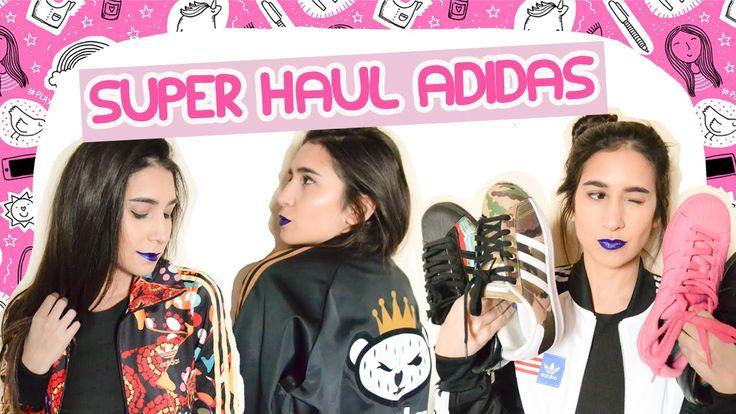 SUPER  HAUL ADIDAS | Fashion Diaries