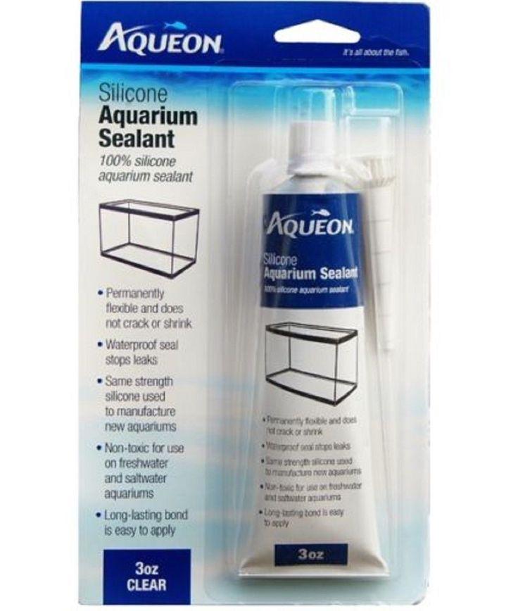 Aquarium Silicone Sealant