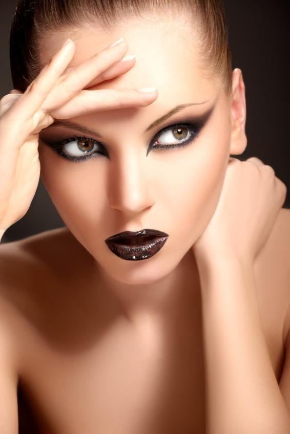 avant garde makeup- Even my makeup has always been Avant Garde!