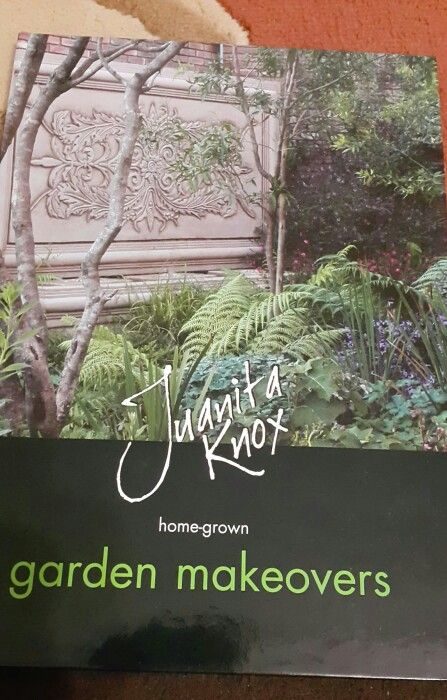 My Book a great work for South Africa  garden advice and ideas Juanita Knox  www.horticare.co.za