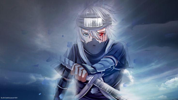 Naruto Kakashi Wallpaper Free #ZEc