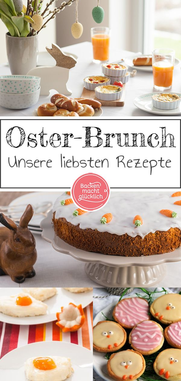 Here are our favorite Easter brunch recipes. In our recipe collection for …   – Essen und trinken