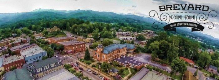 Brevard, NC home of Brevard College