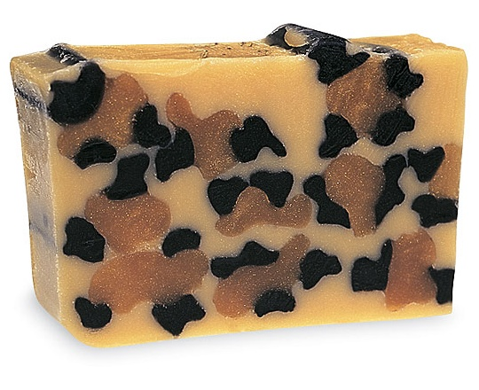 KM Gifts - Leopard Bar Soap, $8.00