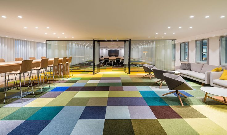 Interior design and renovation De Resident Ministry of VWS and SZW