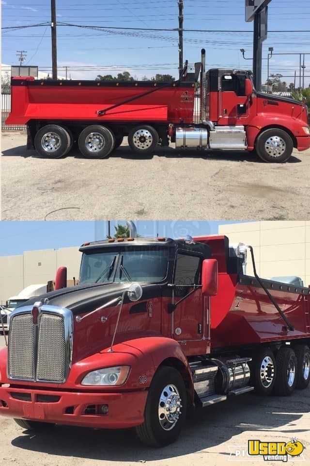 Great Looking 2013 Kenworth T660 Dump Truck Used Big Truck For Sale In California Big Trucks For Sale Big Trucks Trucks For Sale