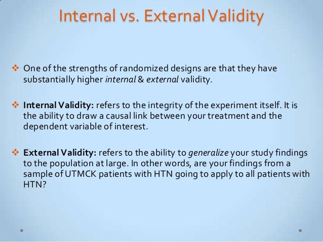 What is Validity in Psychology | Simply Psychology