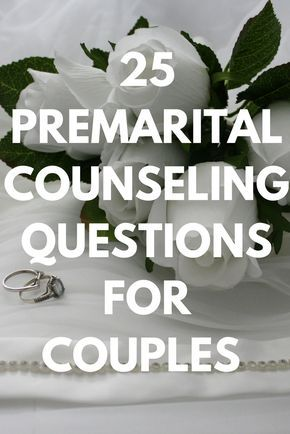 25 Premarital Counseling Questions Each Couple Should Focus on Earlier than Marriage