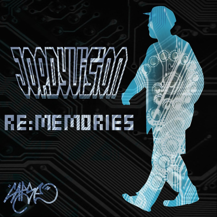 Artwork for a previously unreleased EP of mine, with tracks made on a PSX: RE:Memories on Capse1's Deviant page.