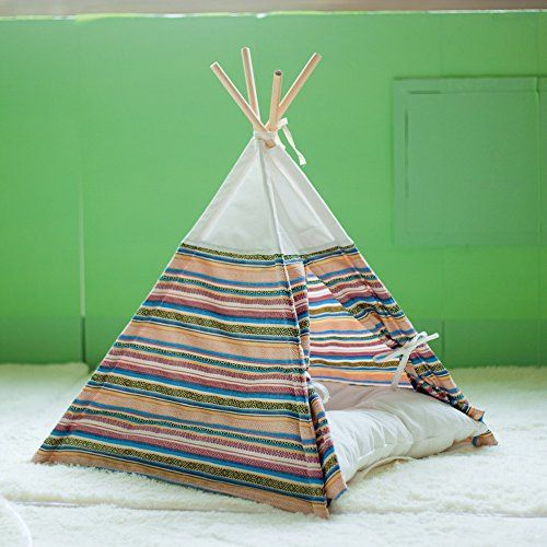 17 best ideas about cat teepee on pinterest cat tent for Diy cat teepee