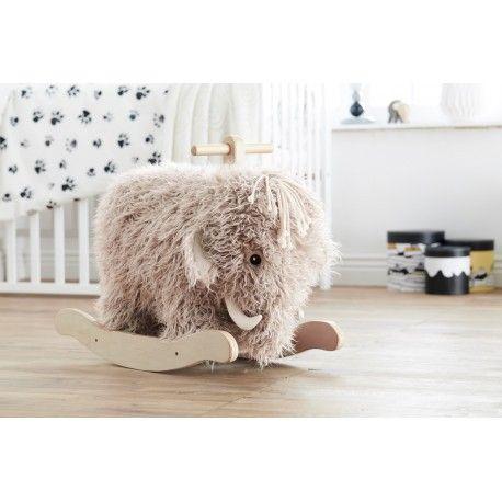 Kids Concept Schaukeltier Schaukelmammut